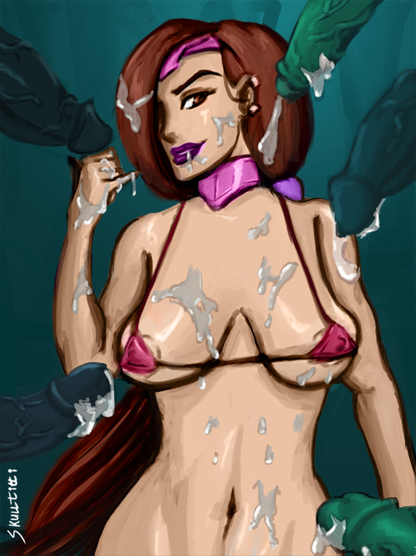 and orc-san knight Ocarina of time zora girl