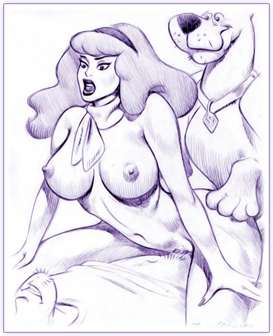 scooby and daphne velma doo naked Leauge of legends