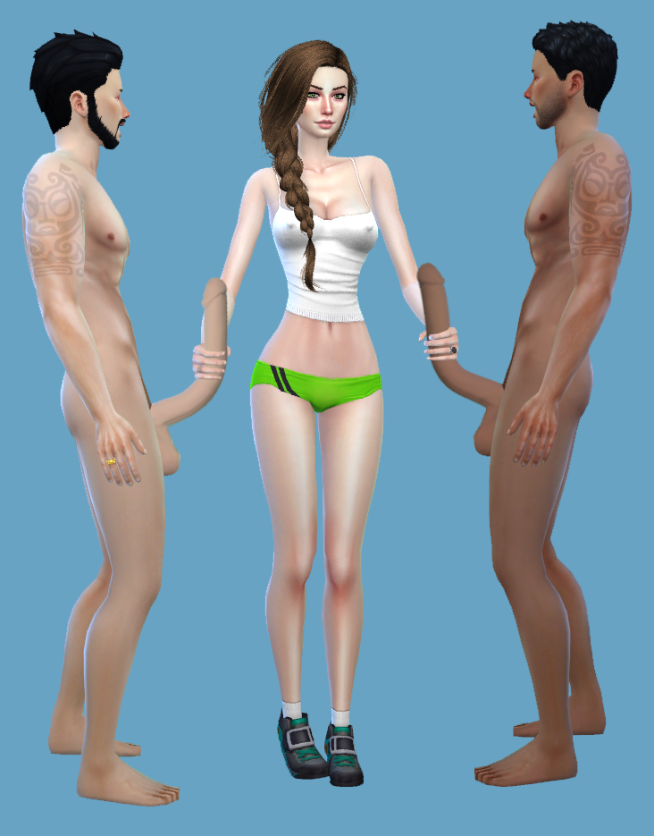 clothes nude sims 4 the Happy ness: secret of the loch