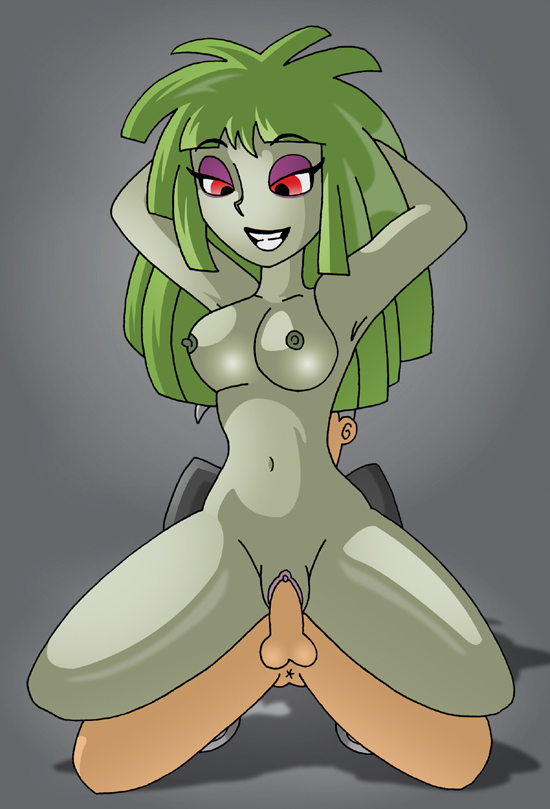 crossover fairly oddparents phantom danny Daily life with a monster girl tionishia