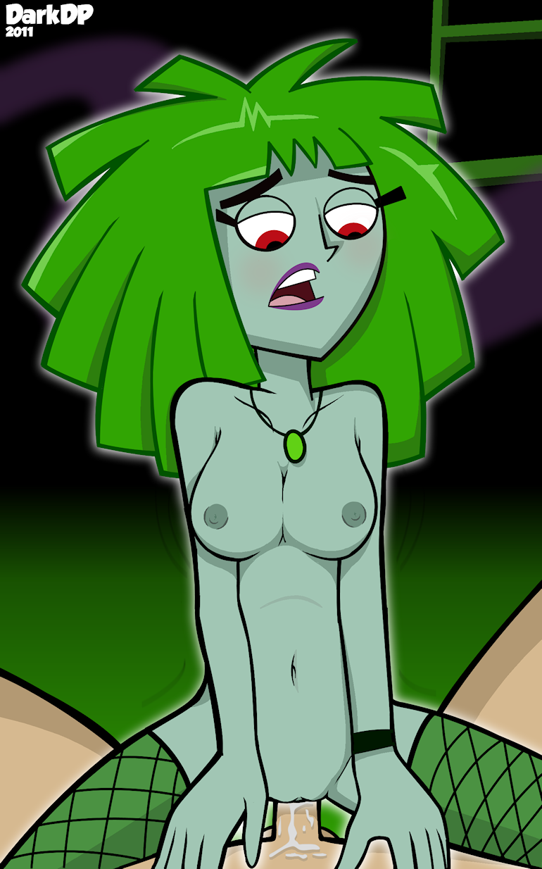 fairly danny oddparents crossover phantom Rick and morty alien porn