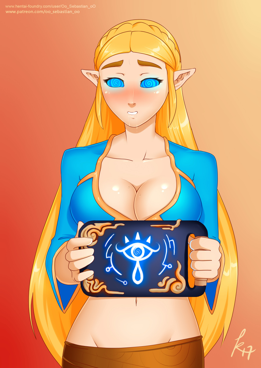 moza the breath wild of Elsa and anna sex fanfiction