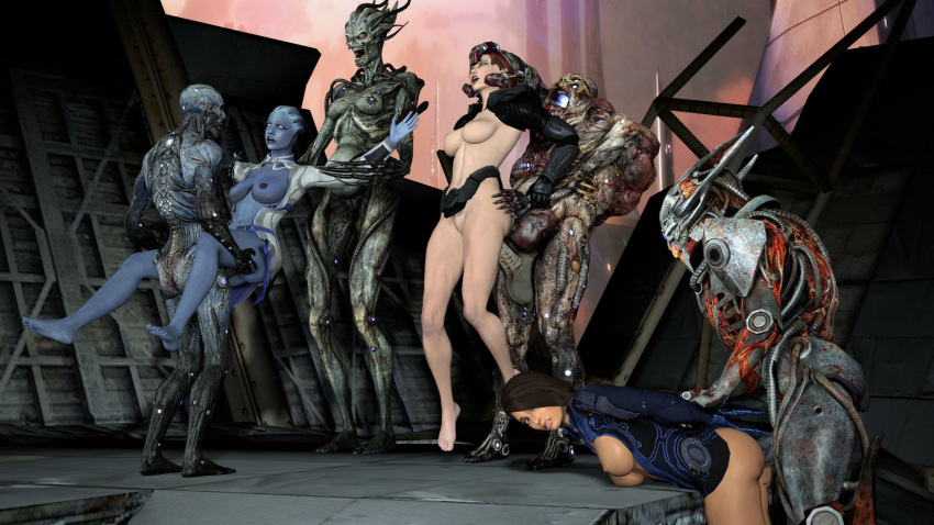 mass effect 2 How to get to mac'aree