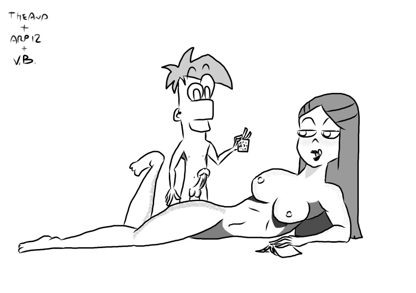 phineas and porn ferb All clothing breath of the wild