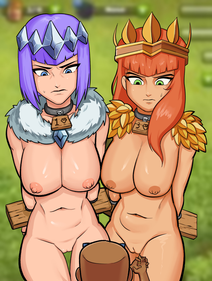 archer clash of porn clans The mysterious cities of gold 2012