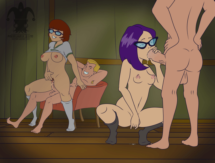 david camp daniel and camp Lois off of family guy naked