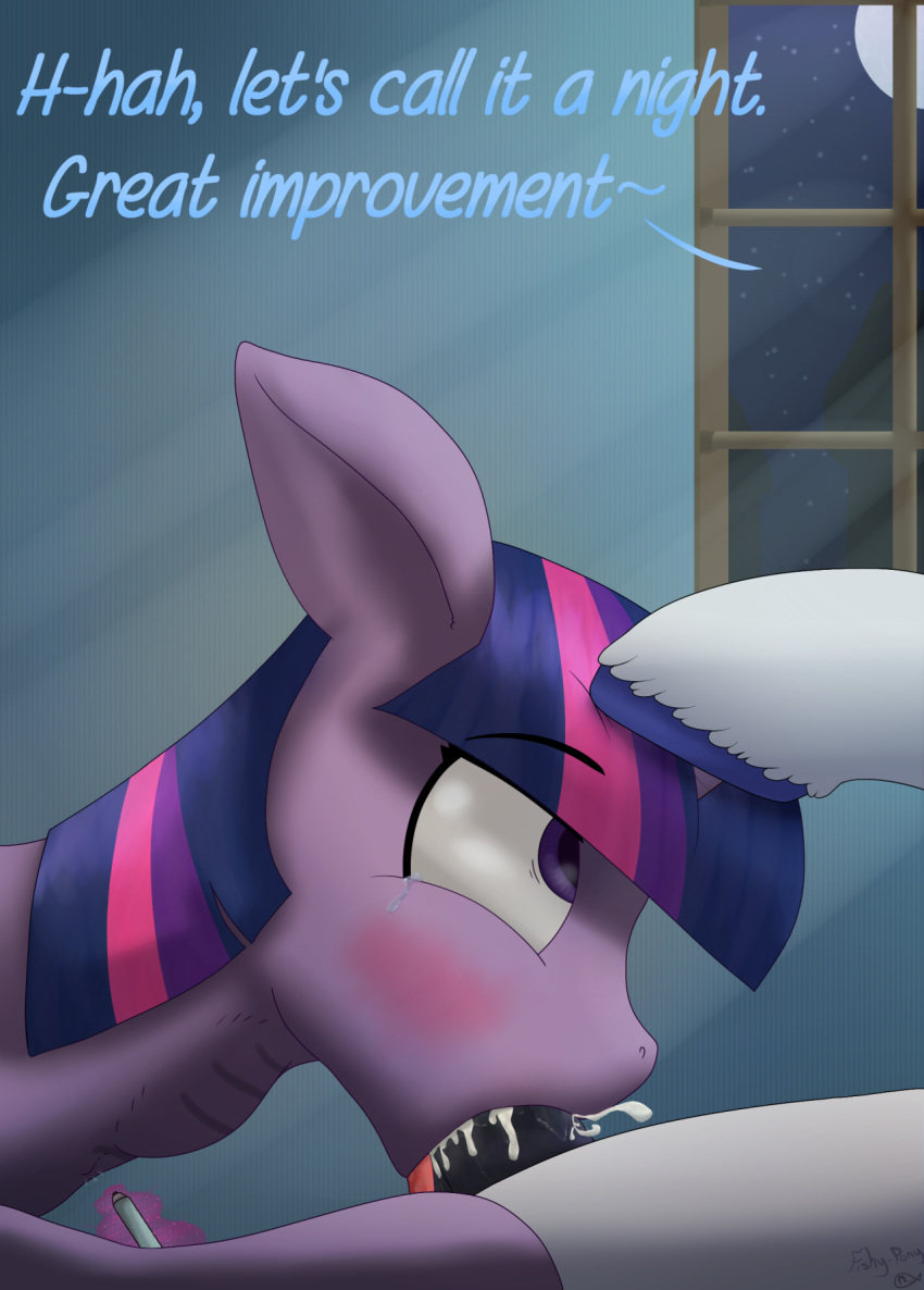 my sparkle pony twilight little Five nights at freddys puppet
